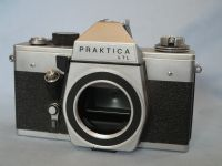 42mm Praktica LTL SLR Camera             £4.99